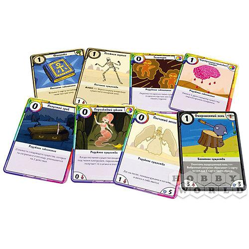 Настольная игра Hobby World 1659 Время приключений. Карточные войны: Бимо против Леди Ливнерог от Hobby World
