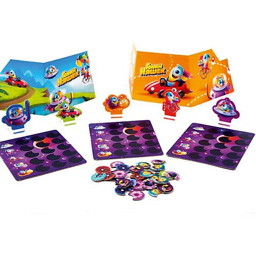 Настольная игра Cosmodrome Games 52032 Гонки няшек от Cosmodrome Games
