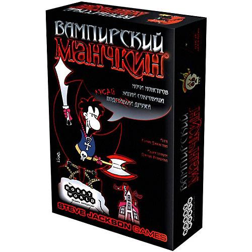 Настольная игра Hobby World 1089 Вампирский Манчкин от Hobby World