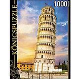 """Пазл Konigspuzzle """"Италия. Пизанская Башня"""" 1000 элементов"""