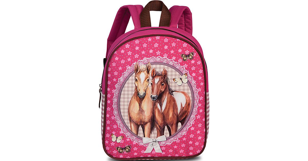 Kinderrucksack Horses