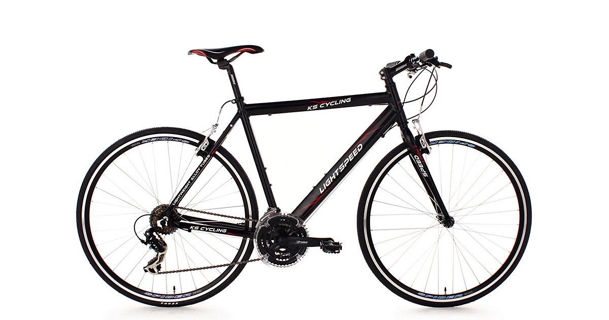 Fitnessbike Lightspeed Alu Rahmenhöhe 58 cm 28 ...