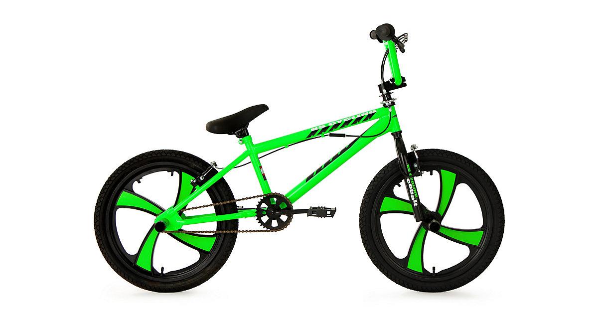 20 Zoll Freestyle BMX Cobalt grün BMX-Fahrräder, Rahmenhöhe: