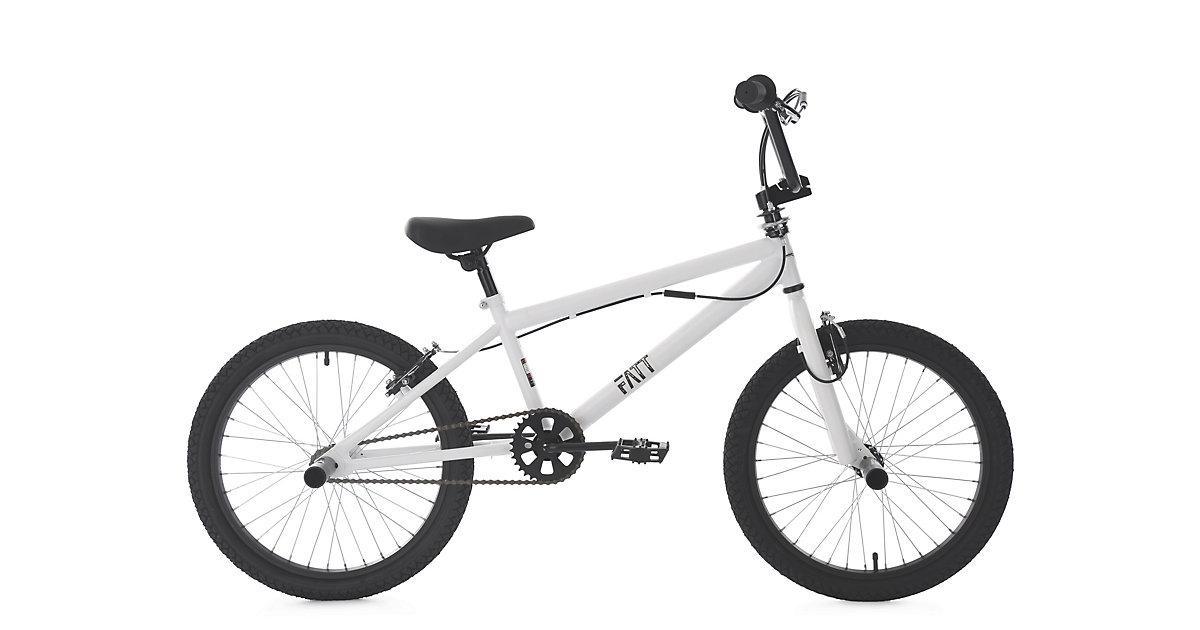 Image of BMX-Fahrrad Fatt 20 Zoll, weiß