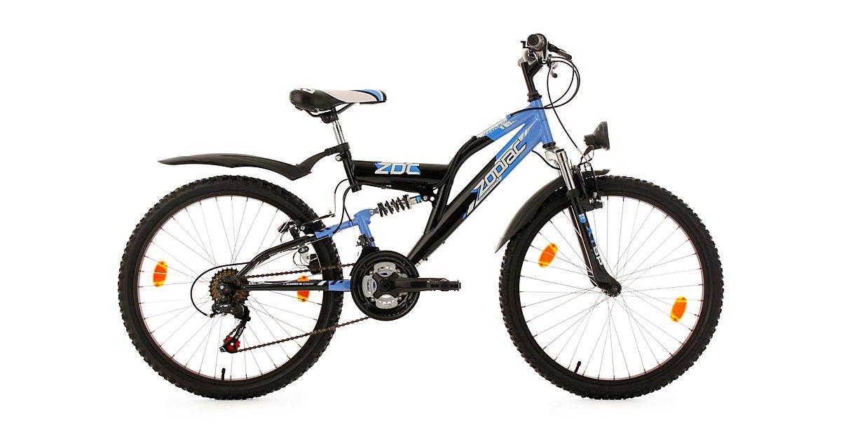 Image of Kinderfahrrad 24'' Zodiac RH 38 cm Fahrräder, Rahmenhöhe: 38 cm schwarz