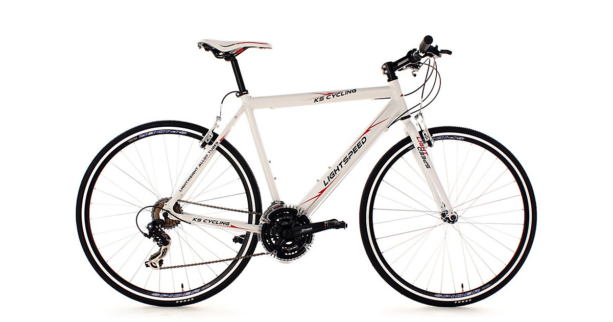 Fitnessbike Lightspeed Alu Rahmenhöhe 54 cm 28 ...