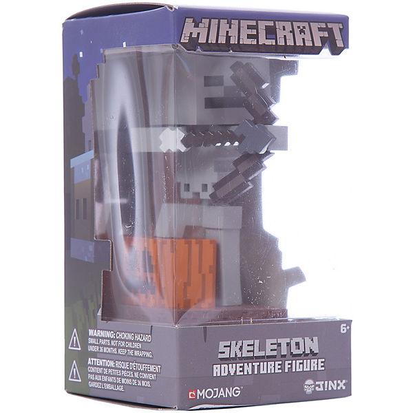 Фигурка Minecraft Adventure Skeleton 10см