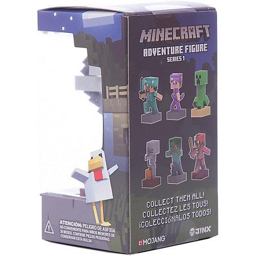 Фигурка Minecraft Adventure Skeleton 10см от Jinx