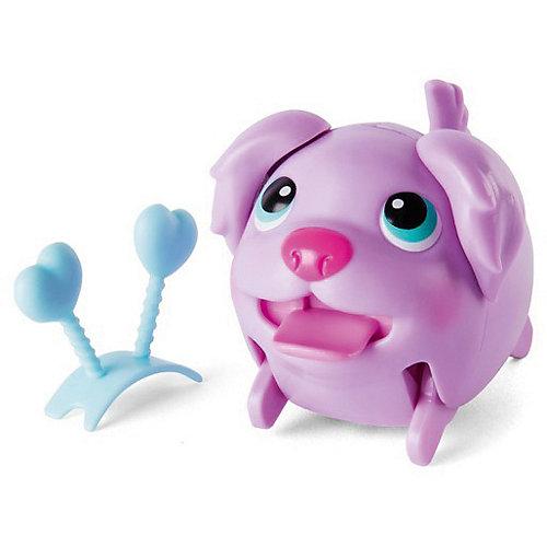 """Коллекционная фигурка Spin Master """"Chubby Puppies"""", сиреневый щенок от Chubby Puppies"""