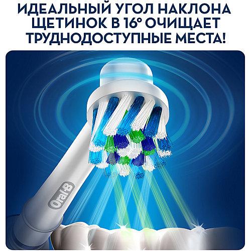 Набор электрических зубных щеток Oral-B Pro 500 и Stages Power Frozen