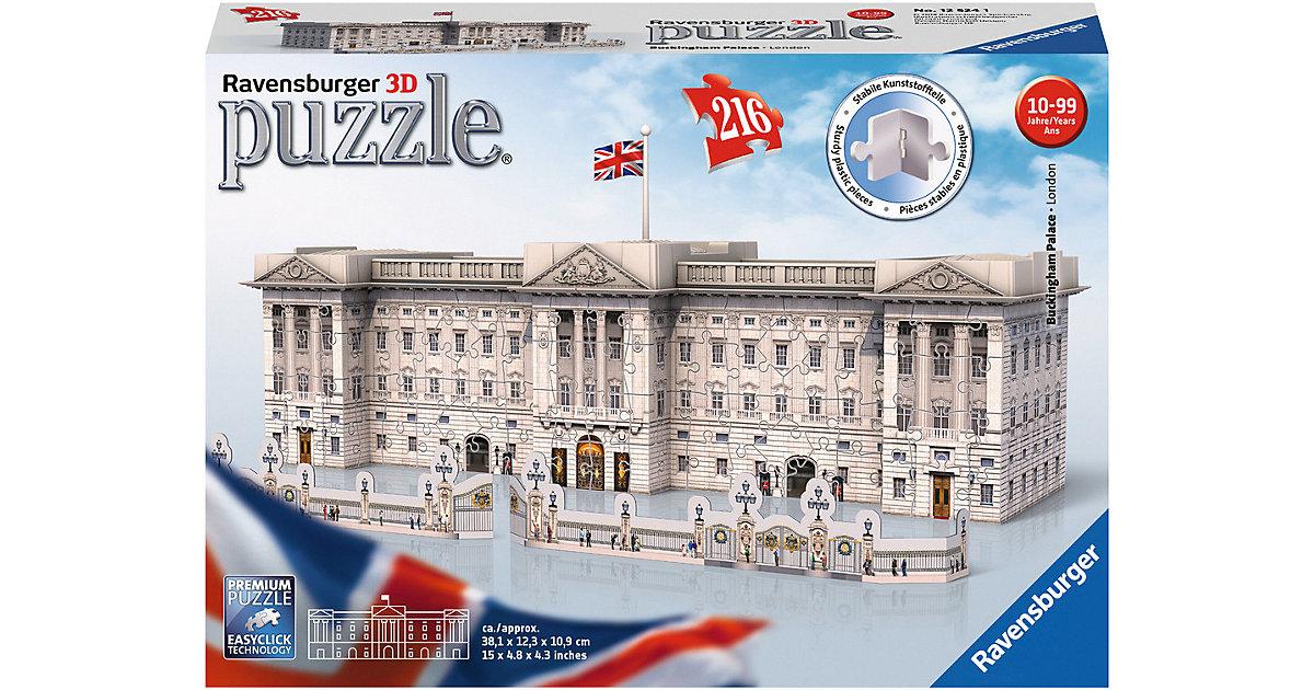 3D Gebäude Puzzle 216 Teile Buckingham Palace