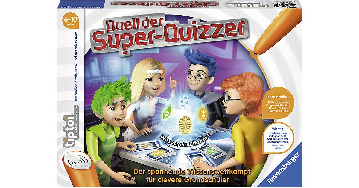 tiptoi® Duell der Super-Quizzer (ohne Stift)