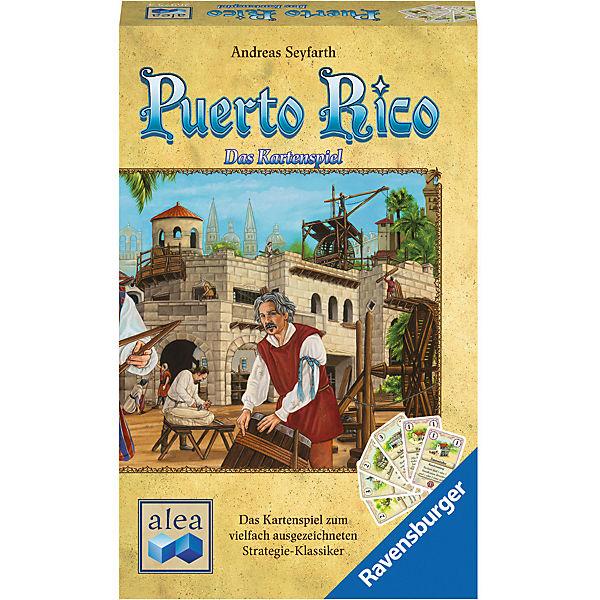Puerto Rico - Das Kartenspiel, Ravensburger