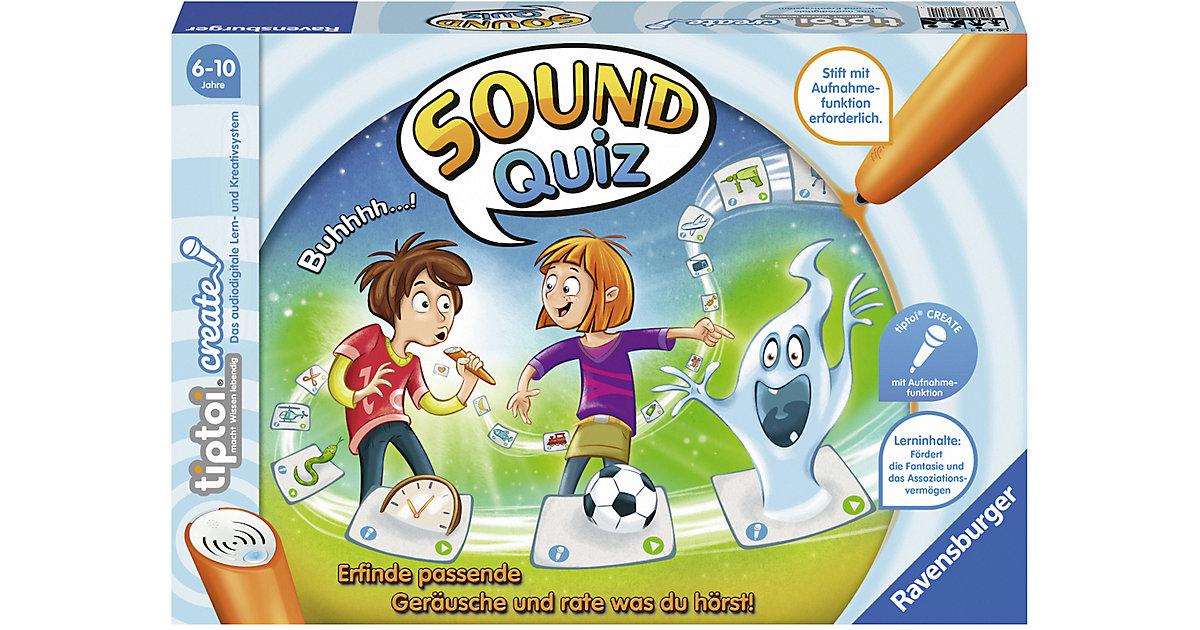 tiptoi® create Sound-Quiz (ohne Stift)