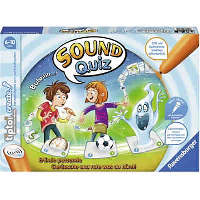 tiptoi® create Sound-Quiz (ohne Stift)