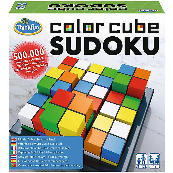 THINKFUN Farbe Cube Sudoku, Thinkfun