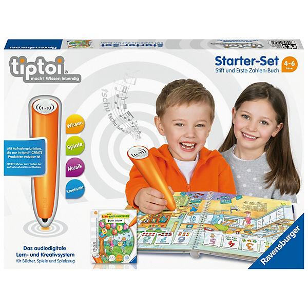 """Tiptoi® Starterset mit Stift und Buch """"Erste Zahlen"""", tiptoi"""