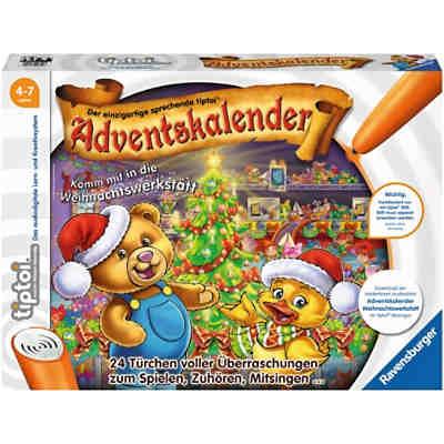 Tiptoi Adventskalender Die Weihnachtswerkstatt Ohne Stift