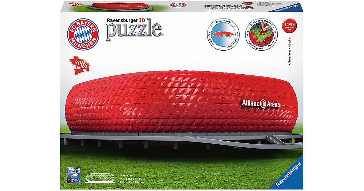 3D Puzzle Allianz Arena 216 Teile