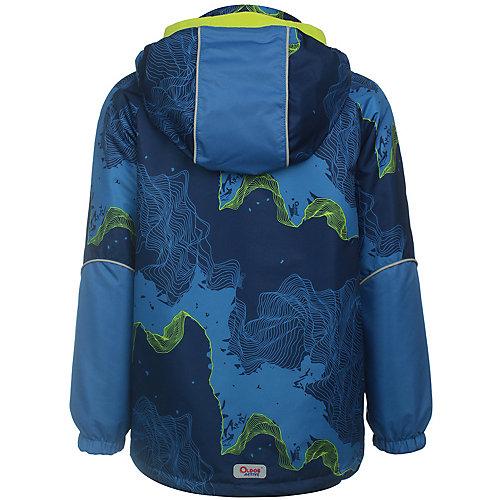 """Демисезонная куртка Oldos Active """"Вито"""" - синий от OLDOS"""