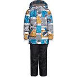 """Комплект Oldos Active """"Ларри"""": куртка и полукомбинезон"""