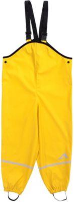 Непромокаемые брюки Рио OLDOS ACTIVE - желтый