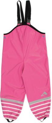 Непромокаемые брюки Женева OLDOS ACTIVE для девочки - розовый