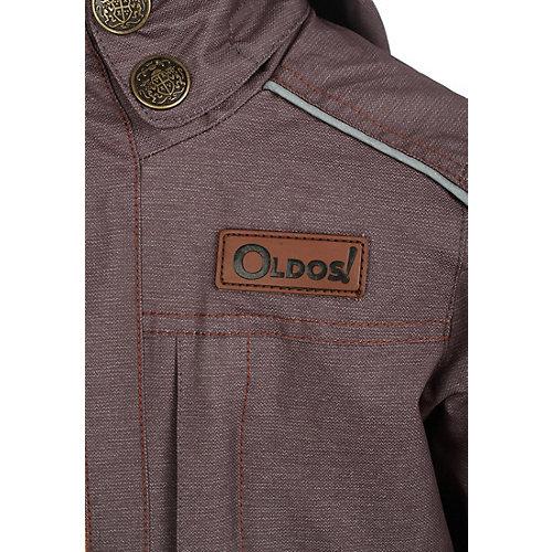 """Ветровка Oldos """"Сноу"""" - серый от OLDOS"""
