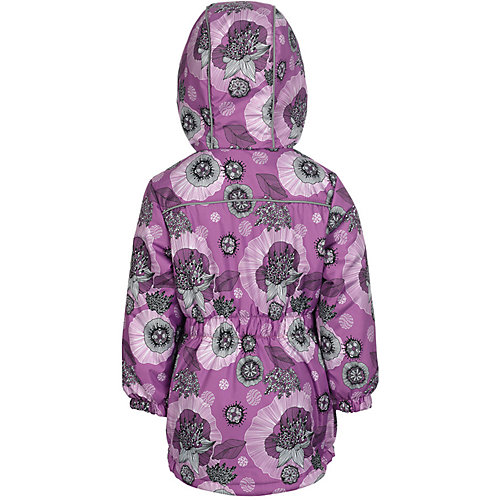 Демисезонная куртка JICCO BY OLDOS Ирма - сиреневый от Jicco