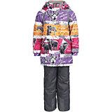 """Комплект Oldos Active """"Ами"""": куртка и полукомбинезон"""