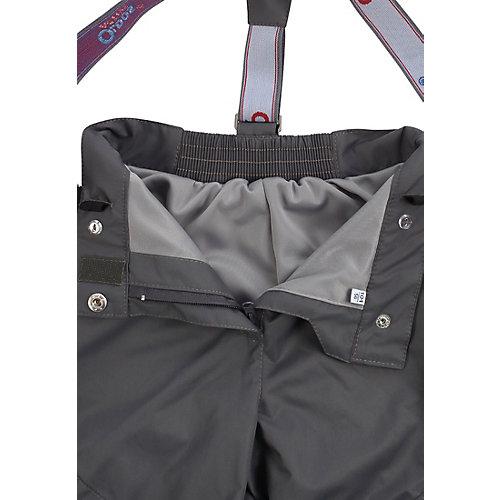 """Комплект Oldos Active """"Ами"""": куртка и полукомбинезон - сиреневый от OLDOS"""