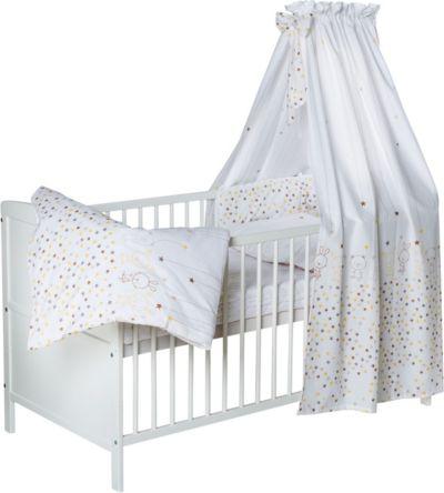 Kinderbett HANNA Buche massiv 70 x 140 cm Pinolino