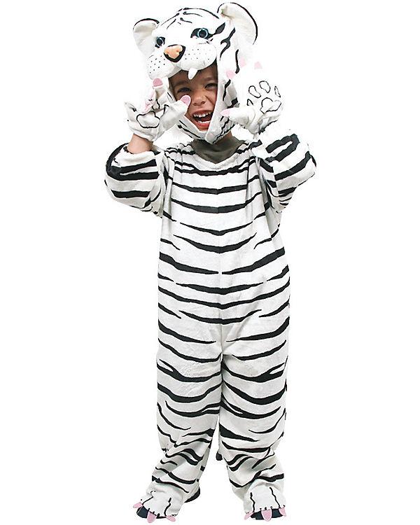 Kostüm weißer Tiger, 4-tlg., Small Foot