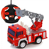 Пожарная машинка Big motors  на радиоуправлении