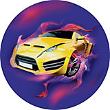 Мяч Dema-Stil «Машинка», 23 см