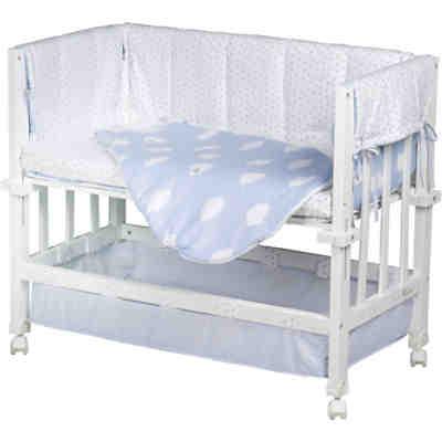 beistell stubenbett 4 in 1 komplett adam eule wei roba mytoys. Black Bedroom Furniture Sets. Home Design Ideas