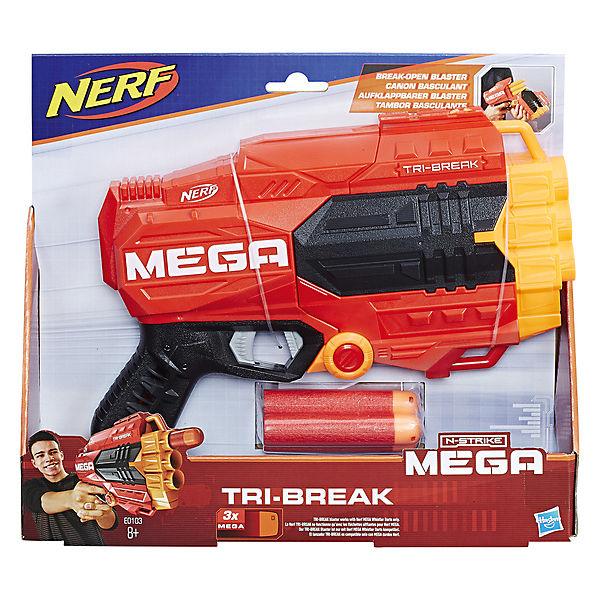 Бластер Nerf Мега Три-брейк