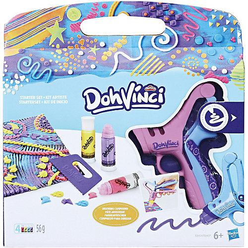 Базовый набор для творчества DohVinci, Узоры от Hasbro