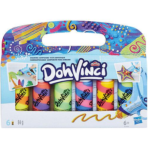 Набор картриджей DohVinci6 шт, двухцветные от Hasbro