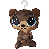 Мягкая игрушка-прилипала Little Pet Shop, Медвежонок