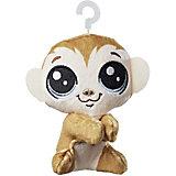 Мягкая игрушка-прилипала Little Pet Shop, Обезьянка
