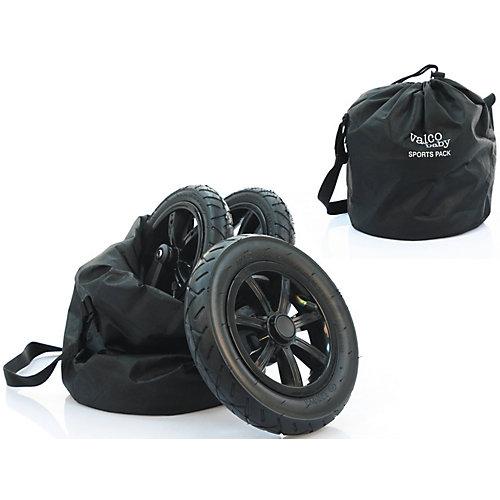 Комплект надувных колес Valco Baby Sport Pack для Snap 4 / Black от Valco Baby
