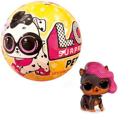 Мини-кукла сюрприз MGA Entertainment LOL Питомцы (в шарике)