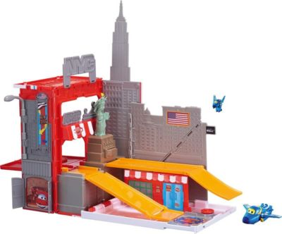 """Игровой набор Auldey """"Супер Крылья"""" Джером в Нью-Йорке"""