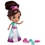 """Мини-кукла Gulliver """"Нелла - отважная принцесса"""" Создай модный образ, Принцесса Нелла с аксессуарами, 12 см"""