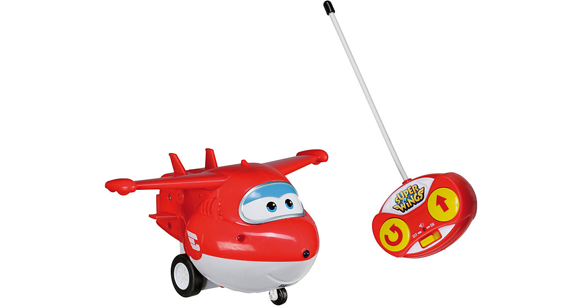 Super Wings ferngesteuertes RC Flugzeug Jett
