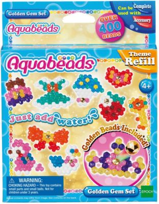 Aquabeads Mini Glitzerspielset