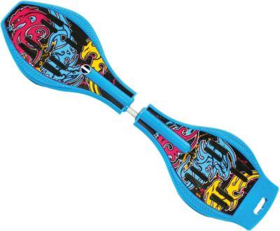 Двухколесный скейт Dragon Board Totem синий