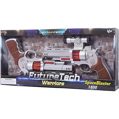Игрушечное оружие 4HOME Космический бластер Револ 2 шт, 19 см от 4Home