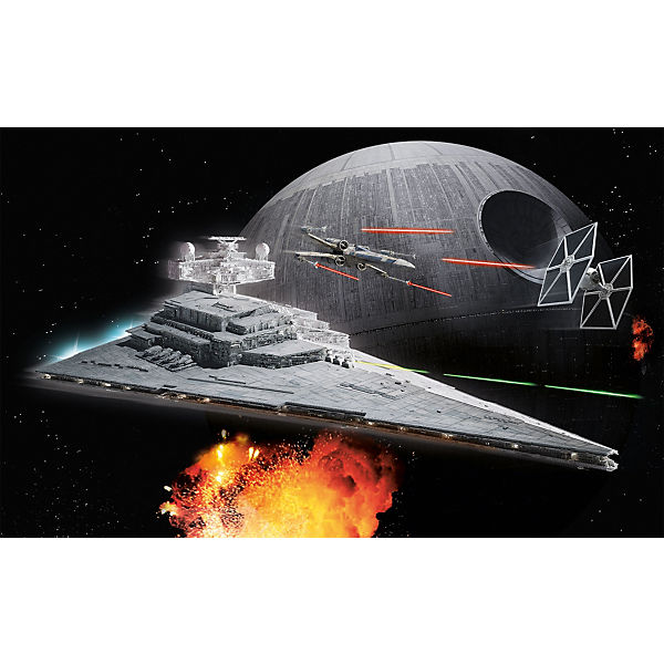 Revell Build&Play  Imperial Star Destroy, Star Wars